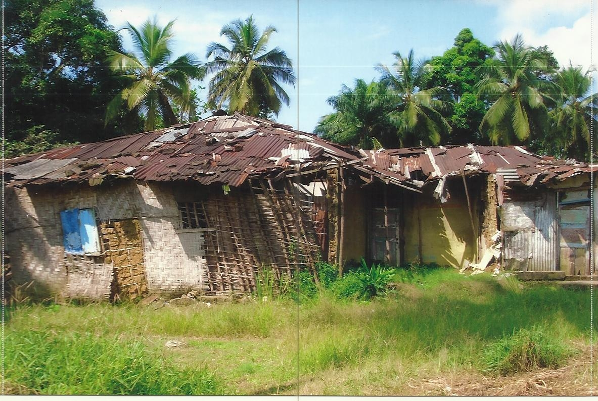 William's Childhood Home